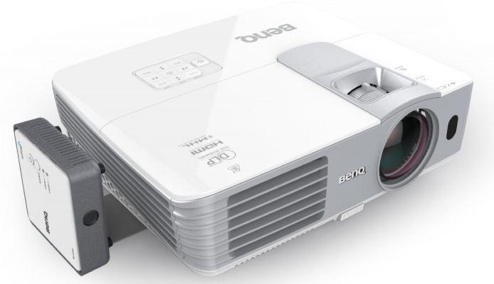 Descriere Videoproiector Wireless FullHD, BenQ W1080ST+