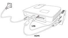 Alimentarea adaptorului wireless