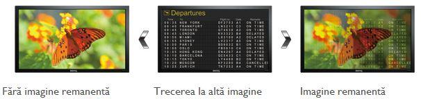 Descriere Panel Interactiv BenQ RP650+