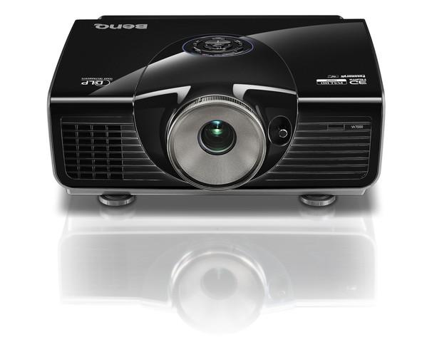 Descriere Videoproiector FullHD 3D, BenQ W7000+